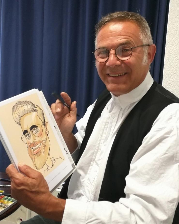 LEONARDO Karikaturist Karikatur-vom-Foto-Karikaturen-caricatures-photo-malen-zeichnen-lassen-bern-basel-zuerich-luzern-schweiz-suisse-portraitiste-bale-geneve-montreux-lausanne winterthur olten aarau davos st.moritz liechtenstein vaduz ivoklar pharma roche hoffmann karikaturist karikatur dr. prof. Klinik spital bio chem Labor Zahnarzt Karikaturen caricature caricaturiste dessinateur portrait bale geneve geneva zürich