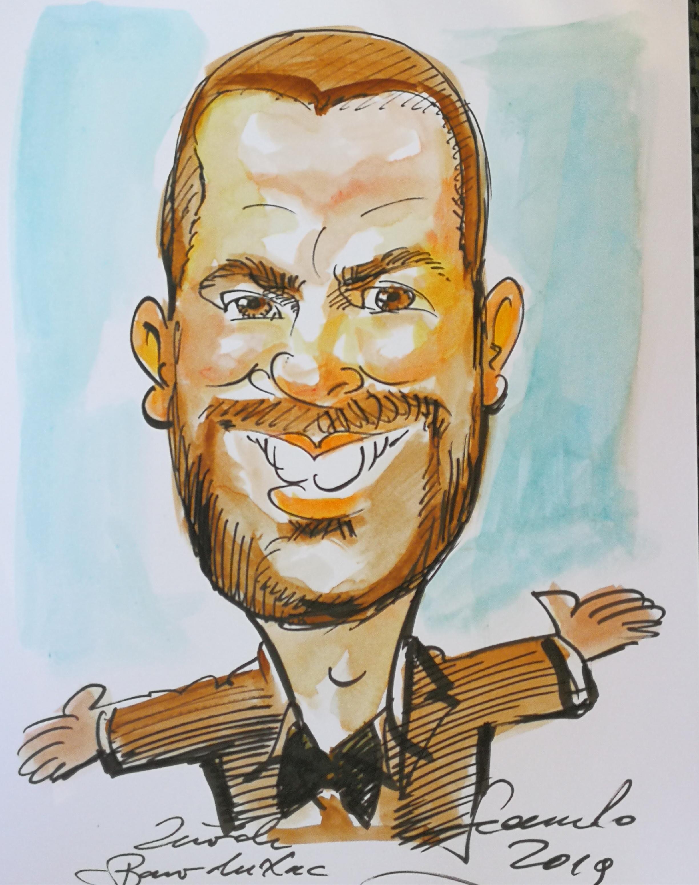 Zürich Karikaturist Zurich Portraitztzeichner Karikatur Caricaturiste caricaturista zurigo Schweiz Svizzera Suisse Geneve Lausanne Bern Karikaturisti Basel Karikaturisten Schnellzeichner