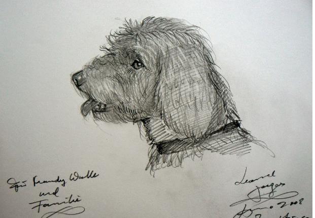 Hund hunde-Portrait-vom-Foto-Photo-Fotos-chien-dessin-suisse-schweiz-Photos-zeichnen-lassen-zeichnet-hund-malen-tiermaler-portraits-geneve-geneva-messe-foire-zürich-tiere-tier-zeichnung-berna-berne-bale-basel zurigo lucerna luzern aarau olten winterthur hundemesse bild gemälde