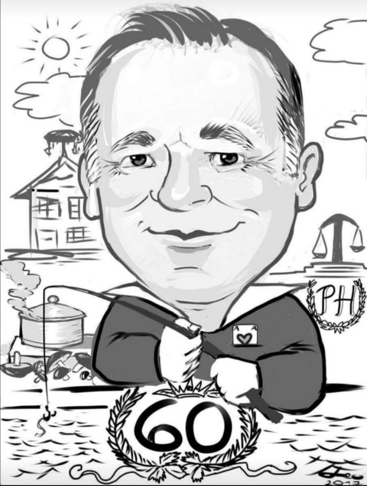 karikatur vom foto von fotos karikaturist bern zürich basel luzern aarau winterthur Amag davos motorrad toeff auto.